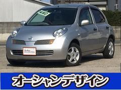 マーチ4WD  CD アルミ キーレス