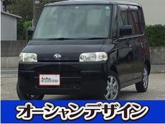 タントX 4WD タイベル交換済 アルミ