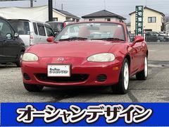 ロードスターNR−A CD 5MT オープンカー
