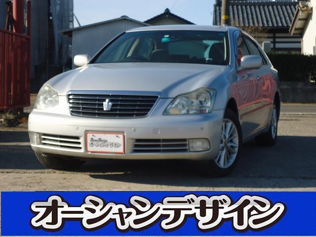 トヨタ ロイヤルサルーンi-Four Sパッケージ DVDナビ