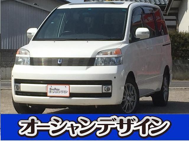 トヨタ V 4WD メモリーナビ サンルーフ