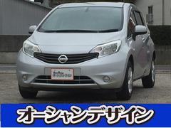 ノートX FOUR 4WD メモリーナビ 地デジ