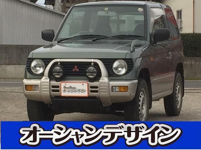 三菱 XR-II 4WD  CD フルフラット