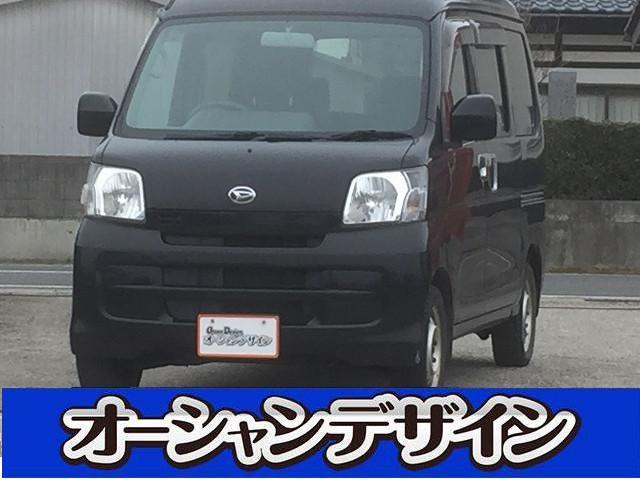 ダイハツ クルーズ 4WD 5MT CD