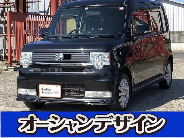 ダイハツ カスタム X 4WD スマートキー アルミ
