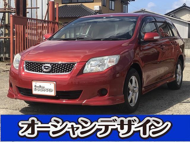 トヨタ 1.5X エアロツアラー CD ETC