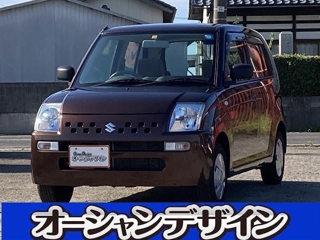 スズキ アルト EII 4WD キーレス CD