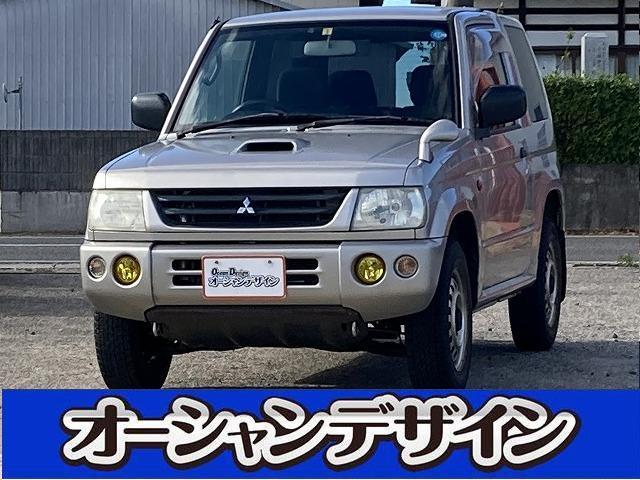 三菱 パジェロミニ VR CD 5MT キーレス 4WD