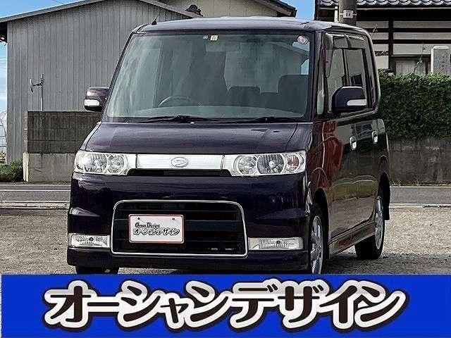 ダイハツ タント カスタムX 4WD キーレス アルミ ETC