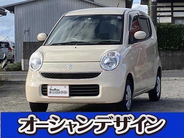 スズキ MRワゴン G シートヒーター CD