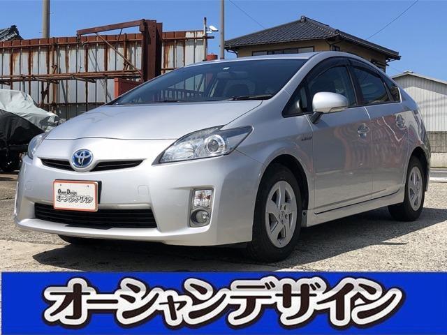 トヨタ プリウス S スマートキー ナビ ワンセグ ETC アルミ CD