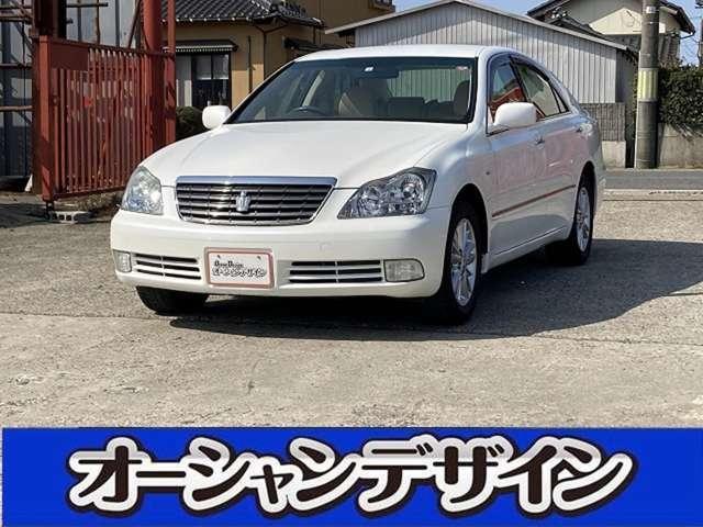 トヨタ クラウン ロイヤルサルーン スマートキー ETC アルミ CD