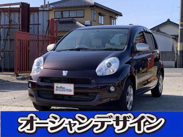 トヨタ パッソ プラスハナ スマートキー フルセグ ETC バックカメラ  CD DVD
