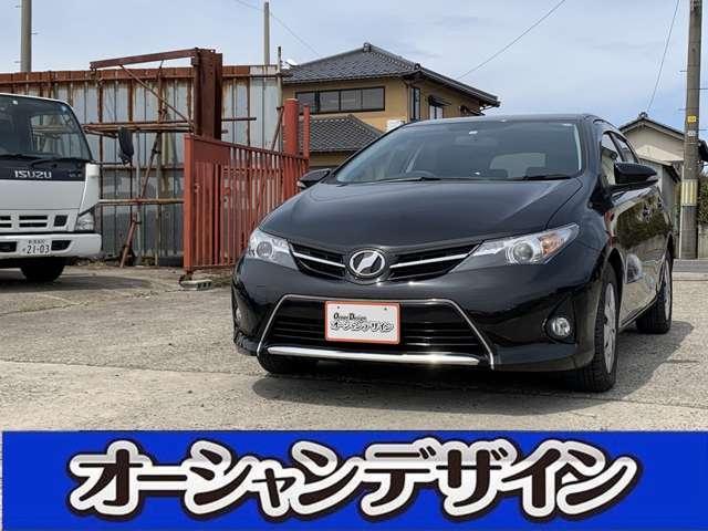 トヨタ オーリス 150X Sキー ETC ナビTV CD DVD Bluetooth