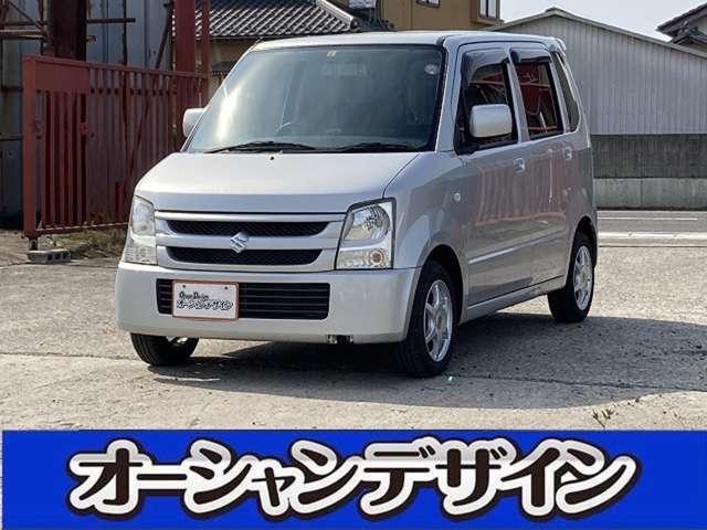 スズキ ワゴンR  スローパー    キーレス アルミ CD