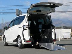 シエンタ車いす仕様車 タイプI X−Vパッケージ 8ナンバー車