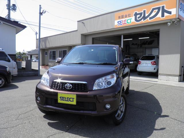 トヨタ X スマートエディション 4WD