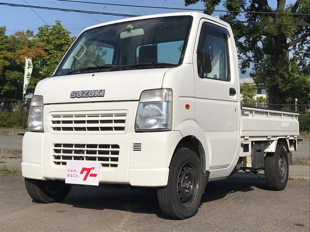 スズキ KCエアコン・パワステ 4WD 5速MT