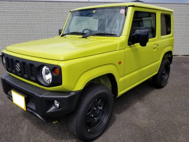 スズキ XL 4WD 5速マニュアル 走行400km CDデッキ