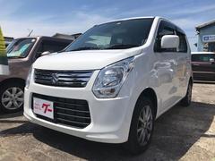 ワゴンRFX 4WD ナビ地デジTV シートヒーター アルミホイール
