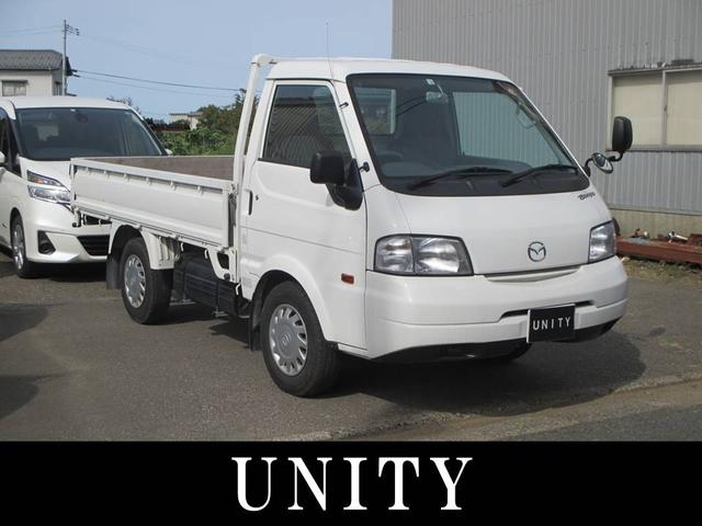 マツダ ボンゴトラック DX 禁煙車 SDナビ ETC ABS エアバック オートマ 積載1150kg