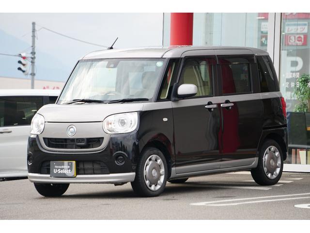 ダイハツ Gメイクアップ SAIII 4WD 寒冷地仕様 スマートキー セキュリティアラーム 走行45015キロ