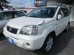エクストレイルXtt 4WD ナビ 地デジ Bモニタ