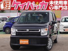 ワゴンRハイブリッドFX 4WD 届出済未使用車 シートヒーター