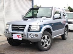 パジェロミニアクティブフィールドエディション 4WD ターボ リアスポ