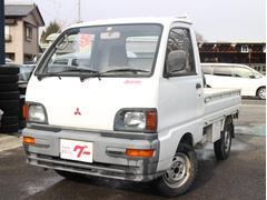ミニキャブトラックTD 4WD 5速マニュアル 三方開き