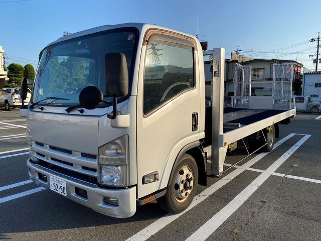 いすゞ TADANO 積載車 積載量2950kg 排気量2990cc