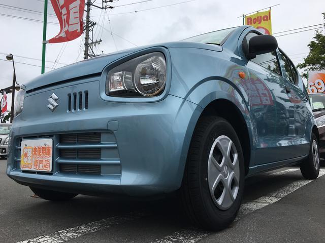 スズキ F インパネAT CDオーディオ キーレス 届出済未使用車