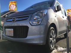 フレア XG 2WD 届出済未使用車 インパネCVT オートAC(マツダ)
