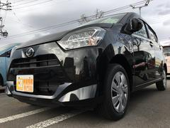 ミライース X SAIII 4WD 届出済未使用車(ダイハツ)