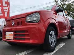 アルト F レーダーブレーキサポート 4WD 届出済未使用車(スズキ)