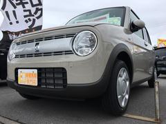 アルトラパン G 2WD 届出済未使用車(スズキ)