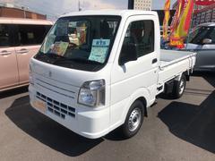 キャリイトラックKCエアコン・パワステ 4WD 5MT 届出済未使用車