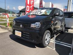 アルトF 4WD 届出済未使用車