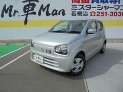 アルトL 4WD セーフティサポート車 届出済未使用車