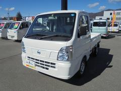 NT100クリッパートラックDX 4WD 届出済み未使用車