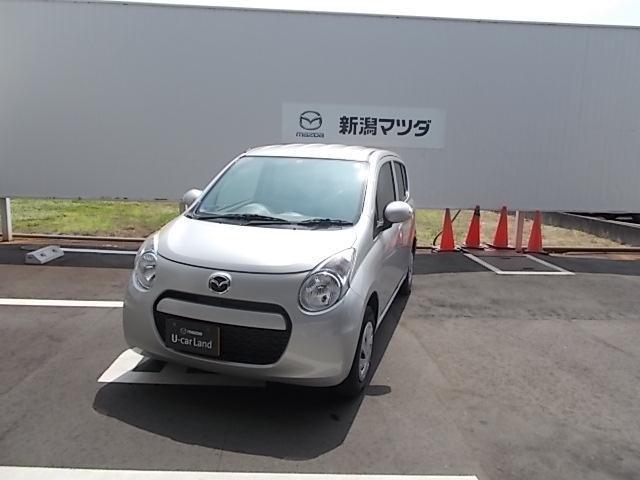 マツダ キャロルエコ ECO−X 4WD (検2.12)