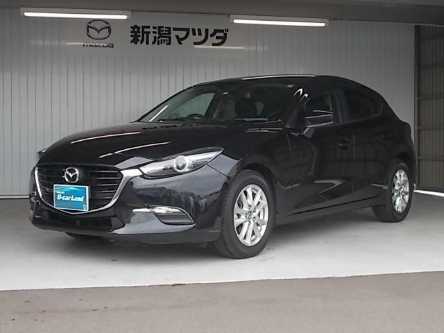 「マツダ」「アクセラスポーツ」「コンパクトカー」「新潟県」の中古車