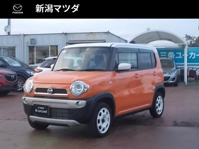 マツダ XG 衝突軽減ブレーキ