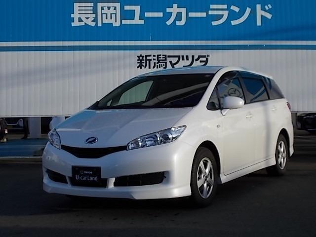 トヨタ 1.8X ナビ&TV ETC HID キーレス 3列シート