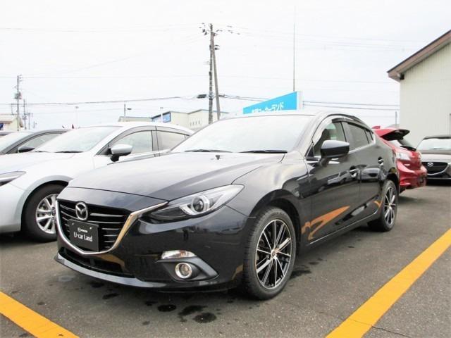 マツダ アクセラ 15S AWD