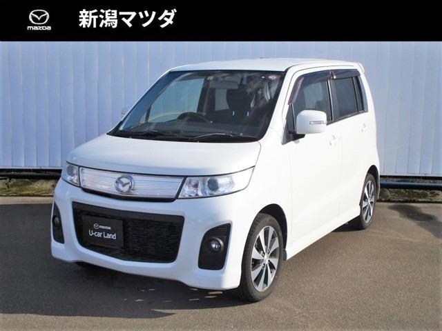 マツダ AZワゴンカスタムスタイル XSリミテッド 4WD