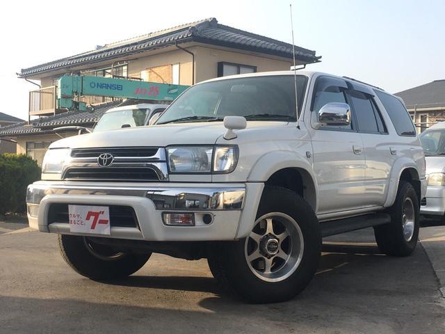 トヨタ SSR-V 4WD オートマ ナビTV キーレス