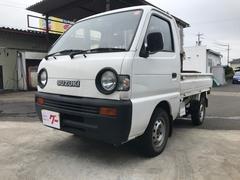 キャリイトラックベースグレード 4WD 4速MT 車検31年5月まで