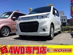 ワゴンRスティングレーX 4WD