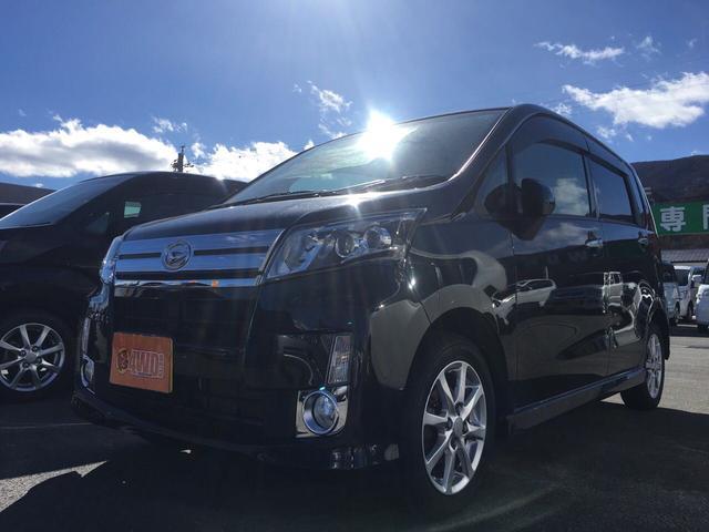 ダイハツ カスタム Xリミテッド SA 4WD